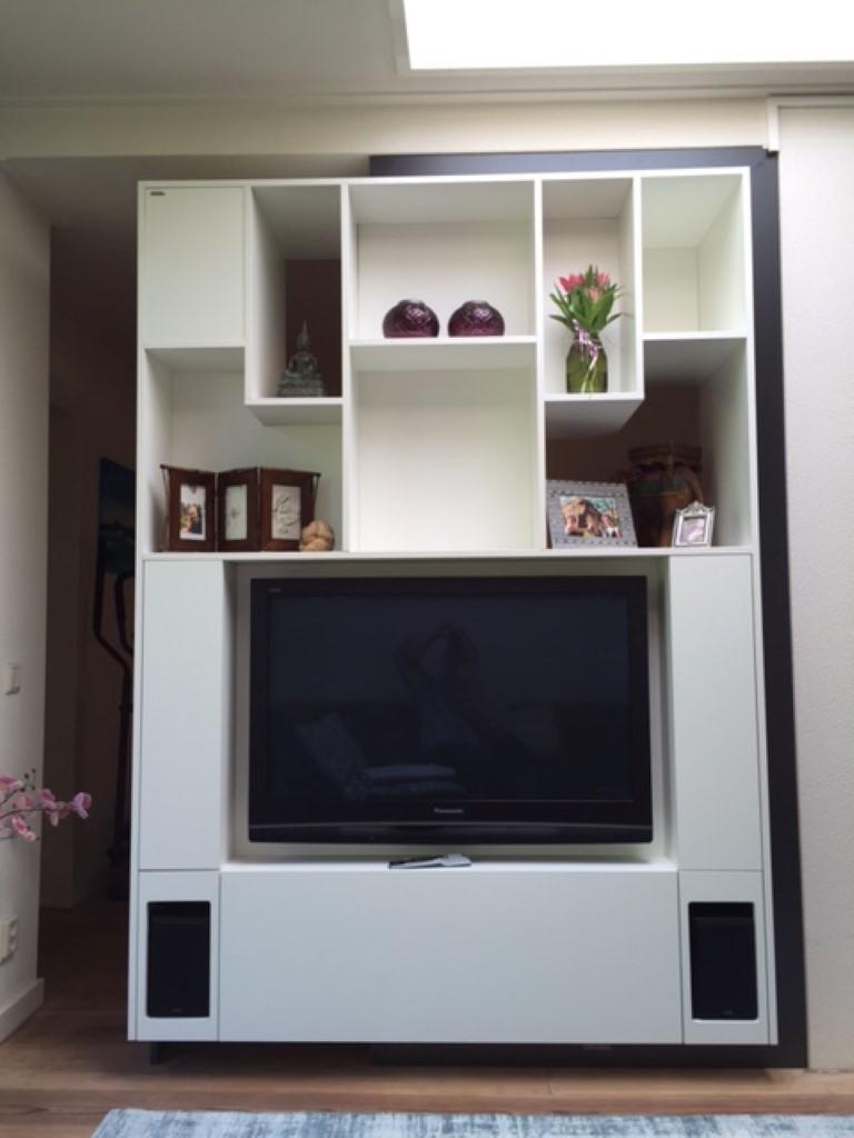 Room Divider Tv Meubel